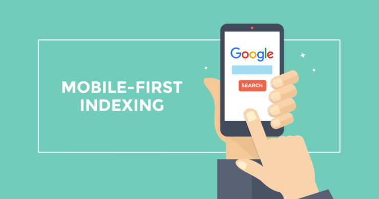 Mobile First, Google